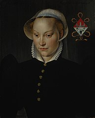 A Married Lady of Bruges, aged 26