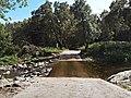 Pietracorbara gué sur le ruisseau de Pietracorbara.jpg