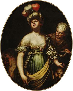 Pietro Ricchi - Ricchi's painting Judith