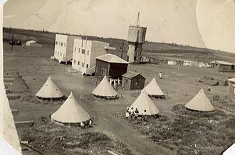 Ramat HaKovesh - Tent camp, circa 1933