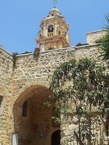 מנזר המצלבה ירושלים