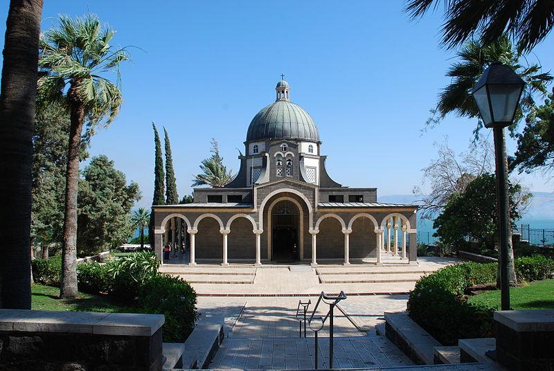 Monastary in Tiberias