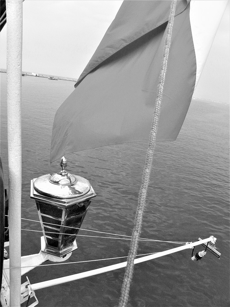 פנס באונית מפרש