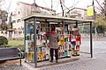 PikiWiki Israel 77698 a bus stop in the german colony of jerusalem.jpg