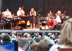 Pink Martini at the Oregon Zoo