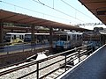 Piramide - Roma - Lido - treno - kolej - railway - ferrovia - tory - ferrocarril (11719729996).jpg