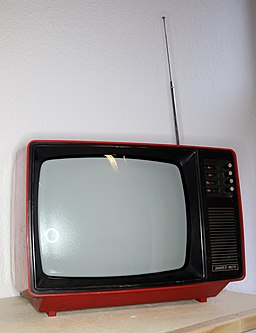 Pirna DDR Museum Fernseher Junost402B