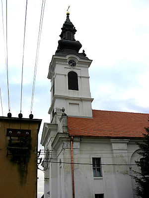 Pivnice - The Evangelical Church
