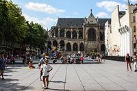 Place Igor-Stravinsky, Paris 14 August 2013.jpg