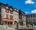 Place de la Fontaine in Villefranche-de-Rouergue 02.jpg