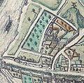 Plan de Paris vers 1530 Braun Paris St-Victor.jpg