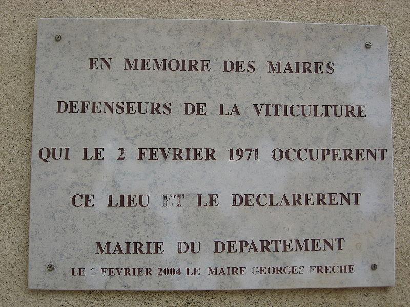 File:Plaque pavillon populaire Montpellier.jpg