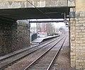 Platform 1 - Frizinghall Station - geograph.org.uk - 643278.jpg