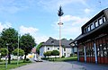 Platz vor dem Feuerwehrhaus Treffen am Ossiachersee, Villach Land.jpg