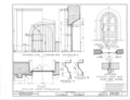 Plaza Church, 535 North Main Street, Los Angeles, Los Angeles County, CA HABS CAL,19-LOSAN,1- (sheet 11 of 16).png