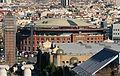 Plaza de toros de las Arenas from Palau Nacional - Barcelona 2014.JPG