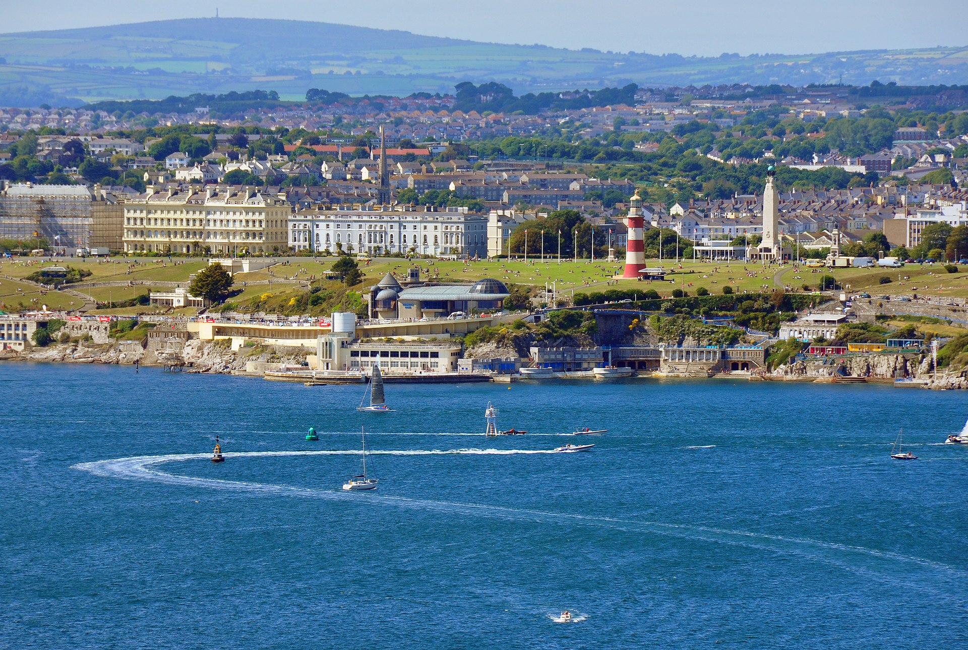 Plymouth England Travel Guide At Wikivoyage