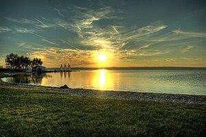 Fertő-Hanság National Park - Lake Fertő