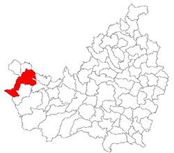 Location of Poieni