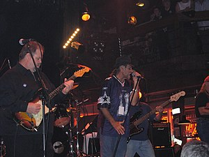 Point Blank (band) - Point Blank at the Billy Bob's France, June 2007