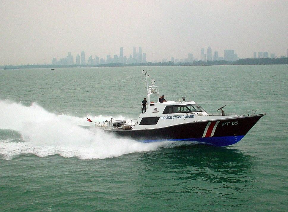 Police Coast Guard PT