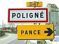 Poligné-FR-35-panneau agglomération-2.jpg