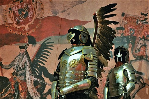 Polish Hussar half-armour Winged Riders