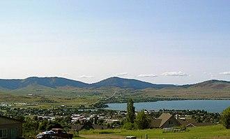 Polson, Montana - Polson and Flathead Lake