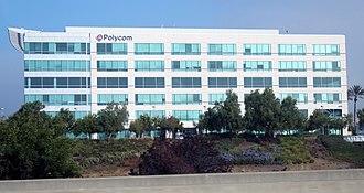 Polycom - Image: Polycom Headquarters San Jose