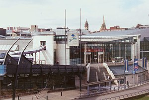 1998 European Short Course Swimming Championships - Image: Ponds Forge