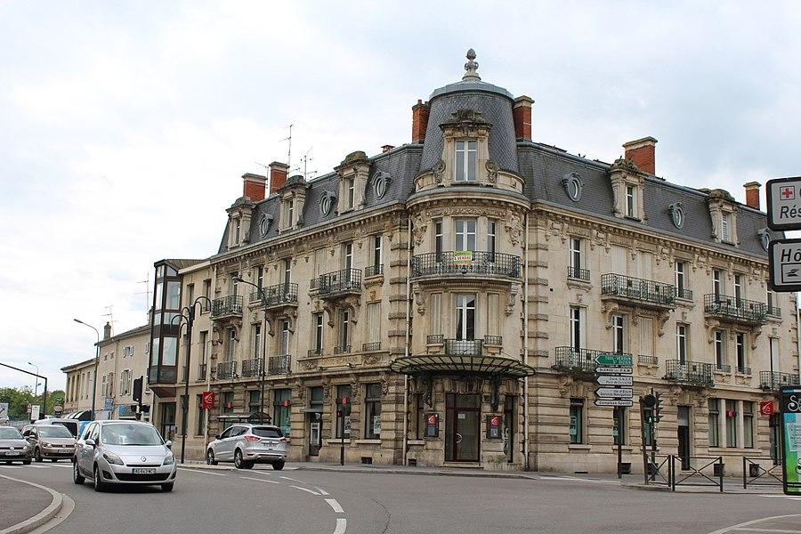 Pont-à-Mousson, house 1 Avenue Général Patton