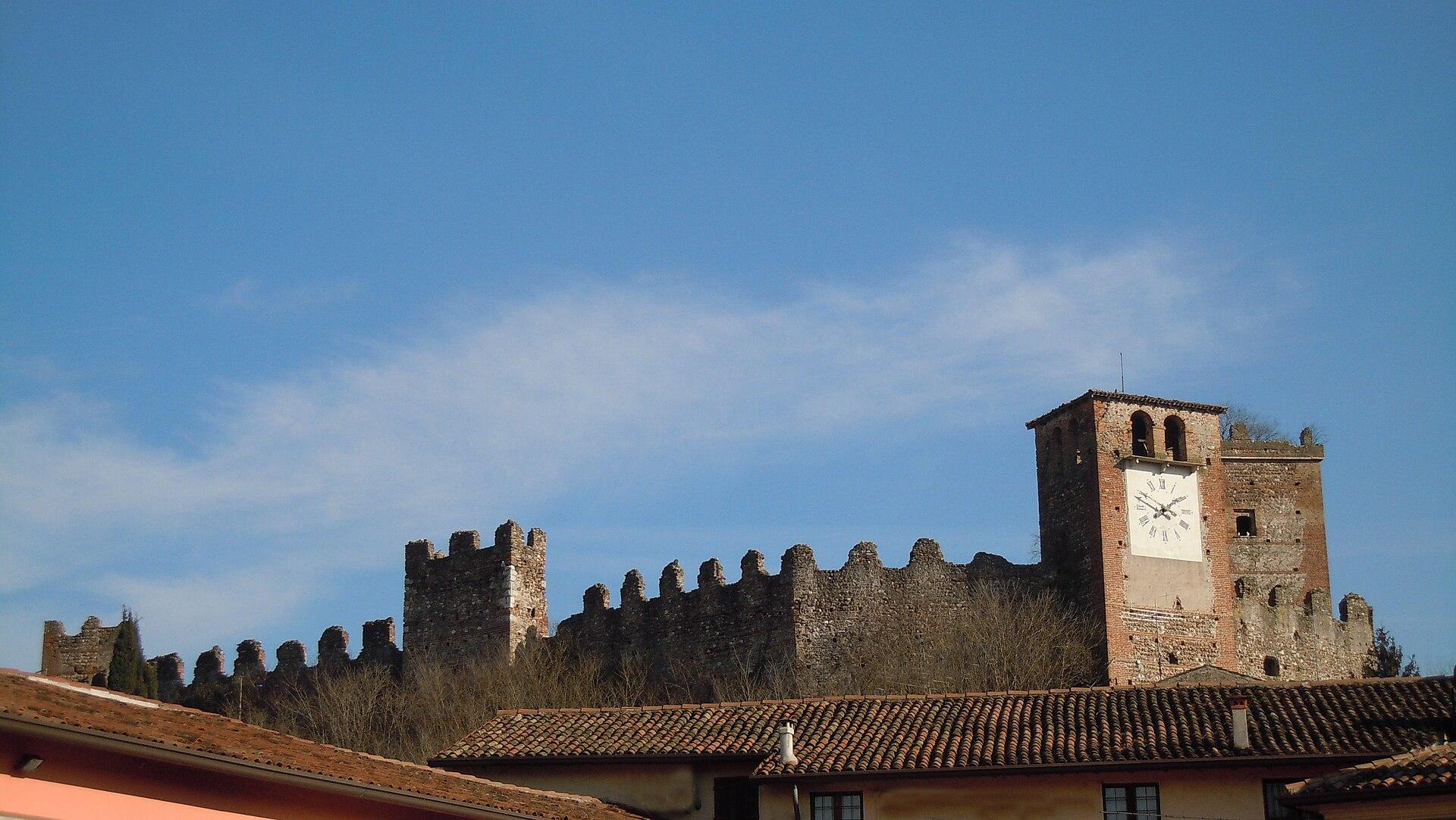 Castello di ponti sul mincio wikipedia for Foto di ponti coperti