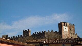 Ponti sul Mincio Comune in Lombardy, Italy