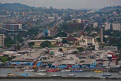 Libreville Port