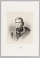 Porträtt av överste Baltzar Bogislaus von Platen 1768-1829, 1881 - Skoklosters slott - 99503.tif