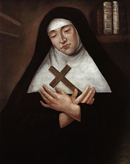 Marie of the Incarnation (Ursuline) French foundress of the Ursuline Monastery in Quebec