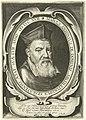 Portret van aartsbisschop Marcus Antonius de Dominis op 57-jarige leeftijd, RP-P-1908-3847.jpg