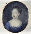 Portret van een meisje, vermoedelijk een dochter van George II, koning van Engeland Rijksmuseum SK-A-4401.jpeg