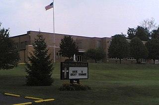 Notre Dame High School (Portsmouth, Ohio) Private high school in Portsmouth, Ohio, United States