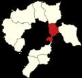 Powiat bielski (śląski) - Kozy.png
