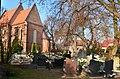 Poznań, Głuszyna, Cmentarz przy Kościele św. Jakuba, kon. XIX nr rej. A 234 z 25.03.1983 (2).JPG