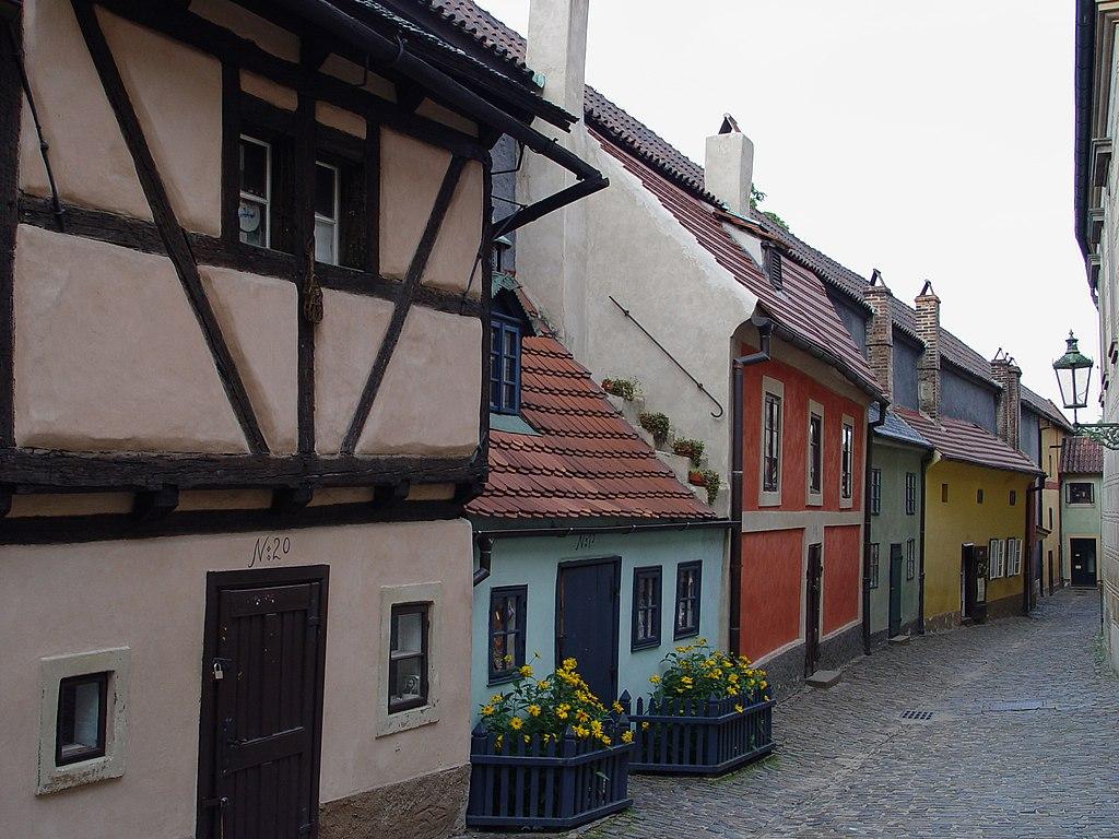 Prague - Zlata ulicka