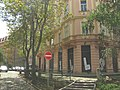 Praha, roh Kozí a U Milosrdných - panoramio.jpg