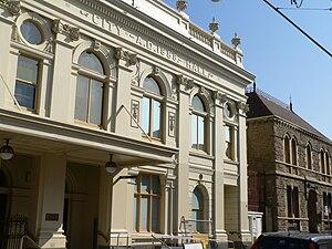 Prahran Town Hall - Prahran City Hall