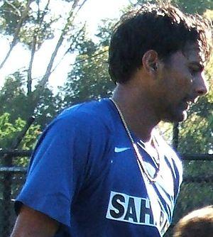 Praveen Kumar at Adelaide Oval