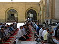 Prayers of Noon - Grand Mosque of Nishapur -September 27 2013 43.JPG
