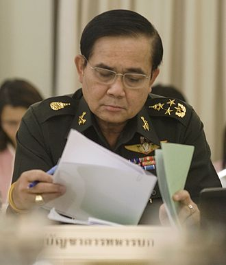 2014 Thai coup d'état - General Prayut Chan-o-cha, RTA Commander.