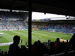 Prematch warmup, Elland Road - geograph.org.uk - 631544.jpg