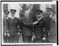 President coolidge commander byrd machinist bennet.tif