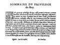Privilège éditon Marco Polo (1556).png